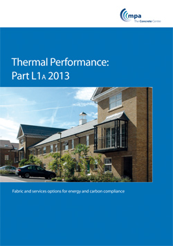 Thermal Performance: Part L1A (2013)